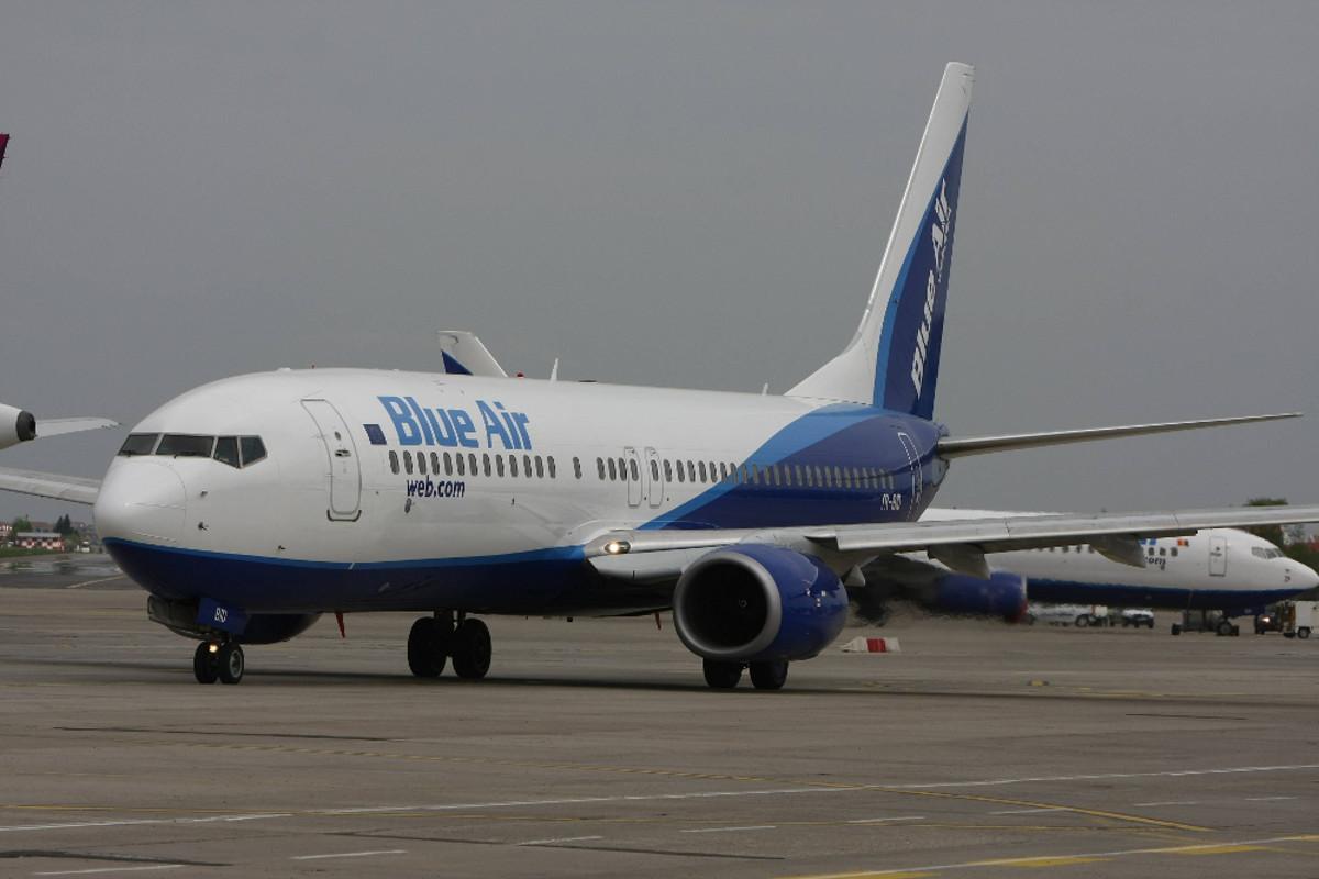 Air blue agent log on blue air dal 26 ottobre nuovo volo torino