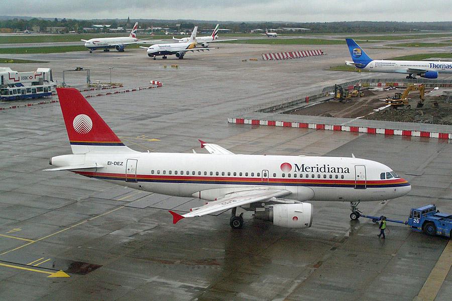 Авиакомпания Меридиана (Meridiana). Официальный сайт.2